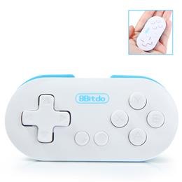 Mini 8Bitdo Wireless Bluetooth Joystick Gamepad Game Controller Remote Control Selfie Shutter for Android IOS Window Mac OS